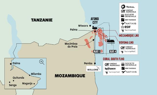 Miliardi di dollari per un mega-giacimento in Mozambico. Questa non è  transizione - Iscos - Istituto Sindacale per la Cooperazione allo Sviluppo